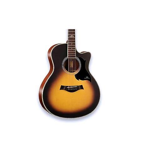 Boll-ATur Guitarra acústica for principiantes de 40 pulgadas / 41 ...