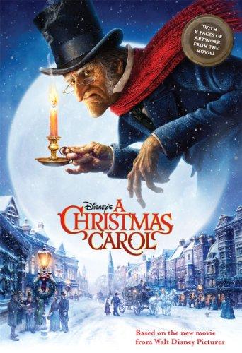 Disney's Christmas Carol, A: The Junior Novel (Disney's a Christmas Carol) (Ghosts Of 4 Carol Christmas)