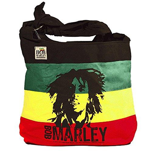 Bob Marley Rasta Womens Tote Handbag