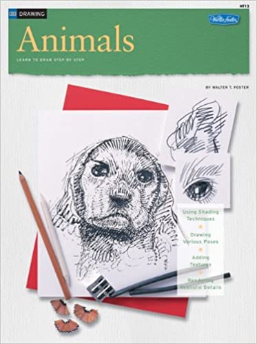 drawing animals how to draw paint art instruction program