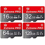 Micro SD Cards - New Micro SD card Options 16GB 32GB 64GB 128GB 256GB 512GB SDXC/SDHC Flash Memory Card micro sd for Gopro/DJI/Nintendo switch (16GB)