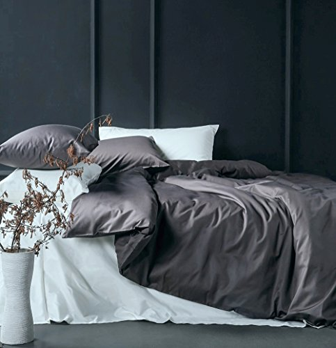 plum and gray quilt - 8