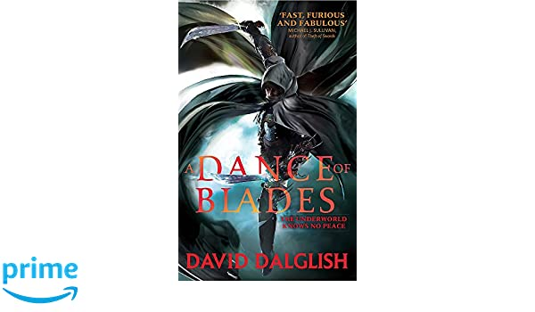 A Dance of Blades: Book 2 of Shadowdance: Amazon.es: David ...
