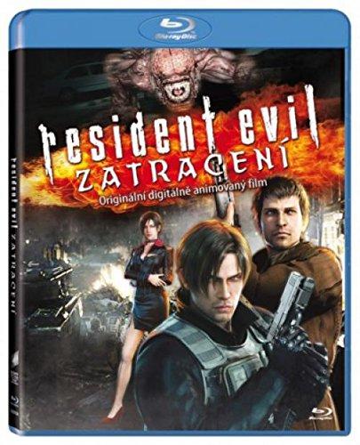 Resident Evil: Zatraceni Resident Evil: Damnation Versión checa ...