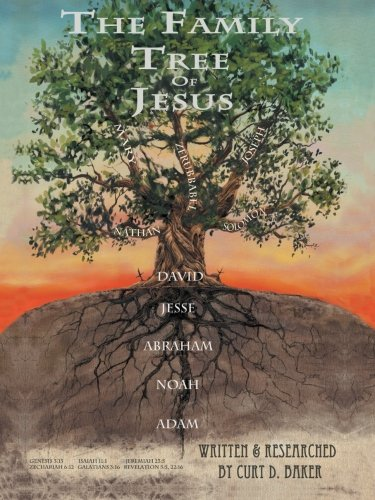 Download The Family Tree of Jesus: The Master List That Leads to the Master pdf epub