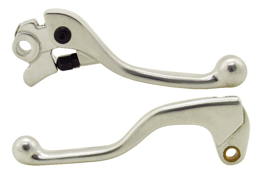Outlaw Racing OEM Clutch and Brake Lever Grip Set by Outlaw Racing Products