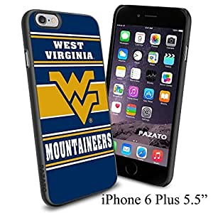 NCAA WV WEST VIRGINIA MOUNTAINEERS Cool Case Cover For SamSung Galaxy Note 2 Smartphone Collector iphone PC Hard Case Black