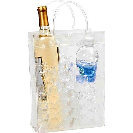Bolsas de vino helado, 10 unidades, bolsas de bebidas de ...