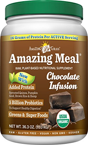 Amazing Meal Chocolate 36 3 Ounce