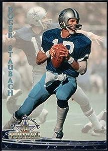 Football NFL 1994 Ted Williams Roger Staubach's NFL #1 Roger Staubach NM-MT Cowboys