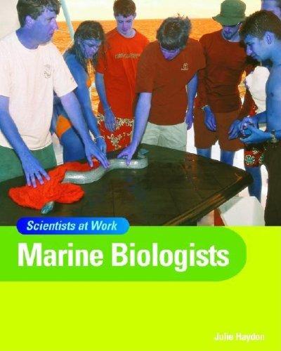 Marine Biologists (Scientists at Work) ebook