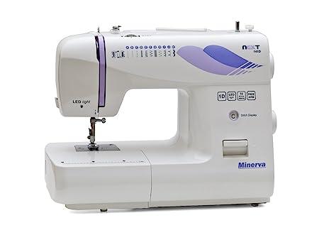 color blanco y rosa Singer Simple 3210 10 puntadas M/áquina de coser mec/ánica 120 V