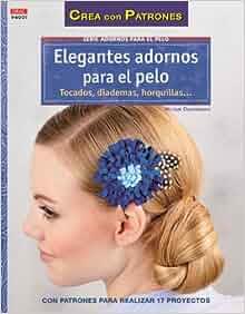 Elegantes adornos para el pelo: Tocados, diademas