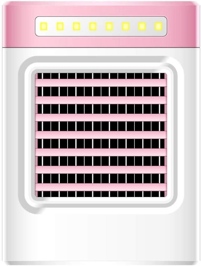 YWLINK Enfriador De Aire Portatil Nueva Carga S9 Mini Ventilador ...