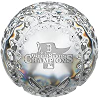 fan products of Waterford Crystal Collectibles 2013 Mlb World Series Boston Red Sox Baseball