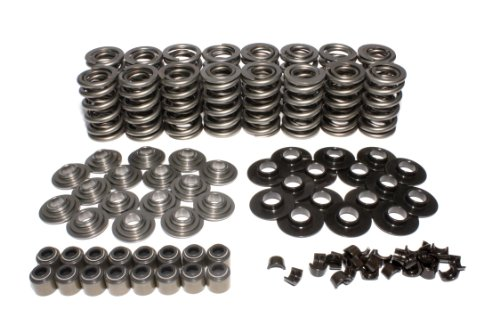 COMP Cams 26926TS-KIT Dual Valve Spring Kit with Tool Steel Retainers for LS Engines