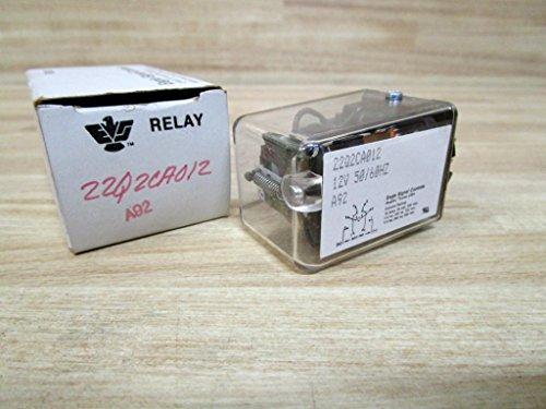 Eagle Signal Controls 22Q2CA012 Relay A92