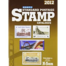 Amazon martin j frankevicz books scott 2012 standard postage stamp catalogue volume 5 countries of the world n sam fandeluxe Image collections