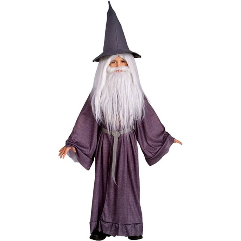 Amazon.com: Gandalf the Grey Child Costume - Medium: Toys & Games