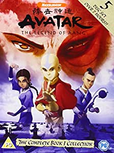 Avatar Book 1 [Box Set] [Reino Unido] [DVD]