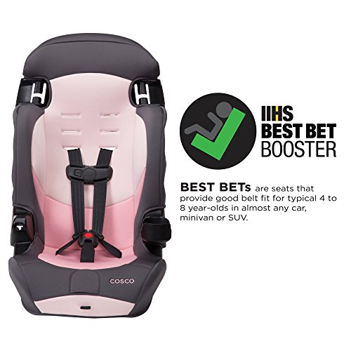 51scDQ8MaiL - Cosco Finale DX 2-in-1 Booster Car Seat, Sweet Berry