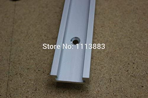 16inch 400mm Standard T-track T-slot Miter Jig Fixture Slot For Router Table Saw