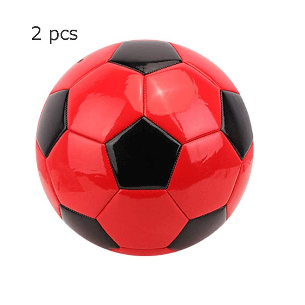 Mini Soccer Ball Toys Kids Children Indoor Outdoor Activities Sports Size 3 Outdoor Sport Smooth Soccer Training Balls Multiple Colors Game Soccer Toy (Color : C5, Size : 3) by Ybriefbag-Balls