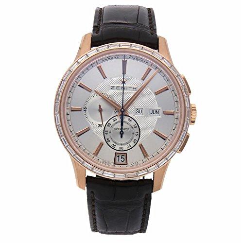 Zenith El Primero Automatic-self-Wind Male Watch 22.2070.4054/02.C711 (Certified Pre-Owned)