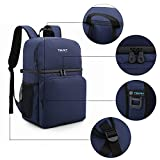 TOURIT Insulated Cooler Backpack Double Deck Light