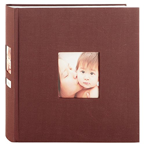 [해외]Pearhead Side Photo Album Chocolate (Discontinued by Manufacturer) / Pearhead Side Photo Album, Chocolate (Discontinued by Manufacturer)