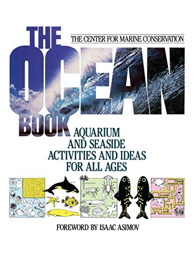 The Ocean Book: Aquarium and Seaside Activities and Ideas fo