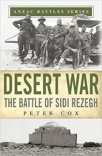 Desert War (ANZAC Battles Series)