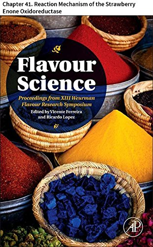 Flavour Science: Chapter 41. Reaction Mechanism of the Strawberry Enone Oxidoreductase ()
