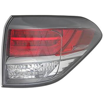 Tail Light Assemblies Eagle Eyes TY1226-U010R Tail Light Lights & Lighting Accessories