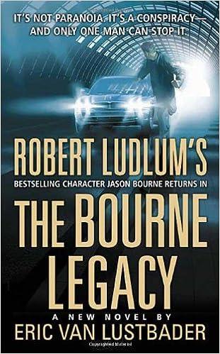 Amazon.com: Robert Ludlums The Bourne Legacy (9780752868202 ...