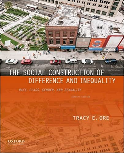 Social Construction Of Difference & Inequality