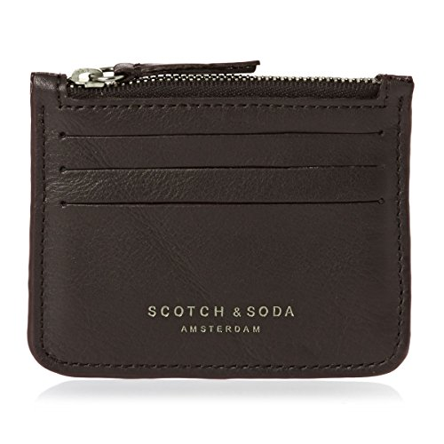 SCOTCH & SODA | PORTA CARTE DI CREDITO E MONETE BICOLORE | S&S_1404_0877142