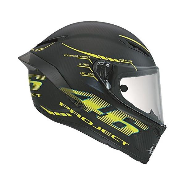 Agv Helmet Pista-gp Cf 46 Ml 6001o9dw004008 51scG1WqpiL