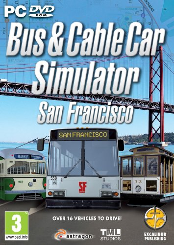 bus and cable car simulator - 1
