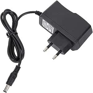 Drfeify Adaptador Universal de 9V AC/DC para Teclado Digital Piano Eléctrico 100-240V(Negro): Amazon.es: Deportes y aire libre