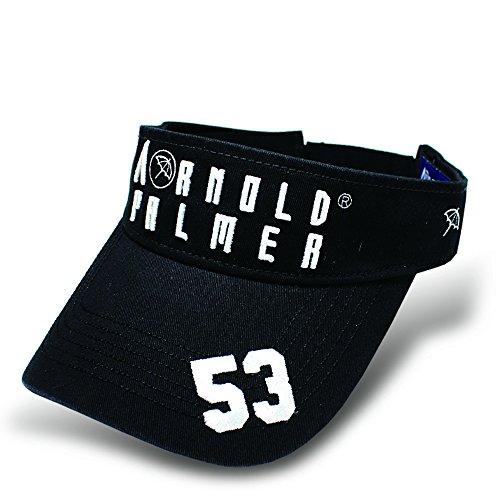 ARNOLD PALMER(アーノルドパーマー) ゴルフ サンバイザー ロゴ コットンツィール 7AP0002 APV001