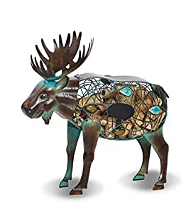 Moose Shaped Cork Cage - Displays And Stores Wine Corks