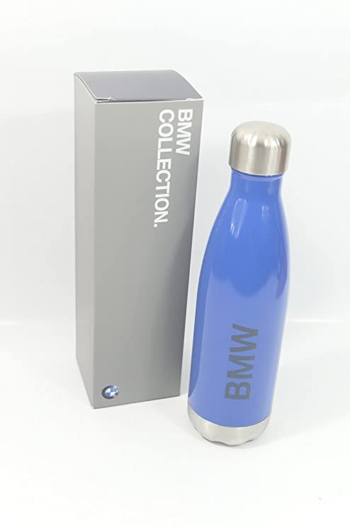 9a3f2cb2ade Amazon.com : BMW Active Drinking Bottle - Blue 80232446016 : Sports &  Outdoors