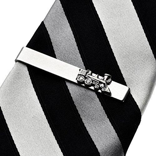 Tren Tie Clip: Amazon.es: Joyería
