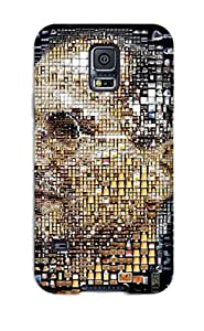 New CaseyKBrown Super Strong Steve Jobs Commemorative Tpu Case Cover For Galaxy S5