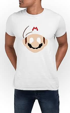 ART GALLERY MISR White Round Neck T-Shirt For Men