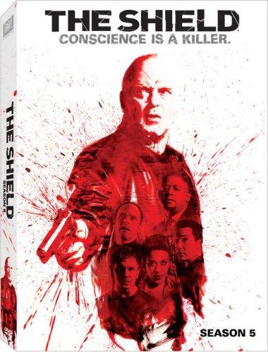 DVD : Shield: Season 5 (Full Frame, Dubbed, , Dolby, AC-3)