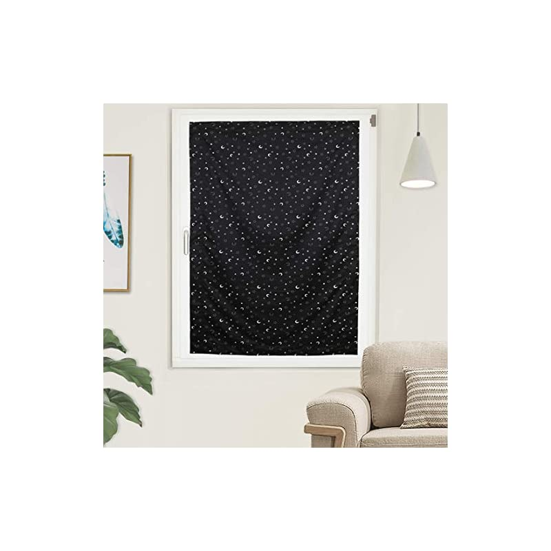 Lifei Upgraded Portable Blackout Shades Travel Blackout Curtains Temporary Blackout Blinds Clever Window Blackout Sleep By Rachelle