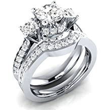 Fashion Ring, UMFun Women Zirconia Creative Ring Charm Ladies Chic Jewelry For Party Gift