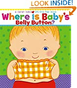 #3: Where Is Baby's Belly Button? A Lift-the-Flap Book